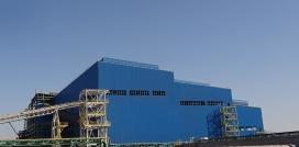 پروژه ساخت کارخانه فولاد سازی شرکت فولاد بوتیای ایرانیان